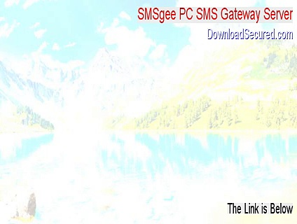SMS Gateway Service - SMSgee PC SMS Gateway Server Full